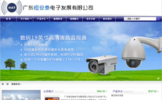 广东恒安泰电子发展有限公司